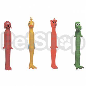 Karlie-Flamingo (Карли-Фламинго) DUMMIE зверушки игрушки для собак, латекс