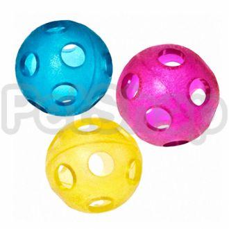 Karlie-Flamingo (Карли-Фламинго) GOOD4FUN BALL мяч игрушка для собак, латекс