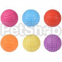 Flamingo Basketball ФЛАМИНГО БАСКЕТБОЛЬНЫЙ МЯЧ игрушка для собак, резина
