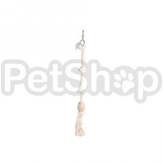 Karlie-Flamingo (Карли-Фламинго Тарзан) TARZAN игрушка для птиц веревка с узлами