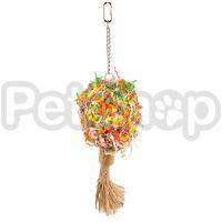 Flamingo Papyr Parakeet Toy Bouquet ФЛАМИНГО БУКЕТ игрушка для попугаев