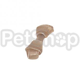 Karlie-Flamingo (Карли-Флоаминго) KNOTTED BONE кость с узлами жевательное лакомство для собак