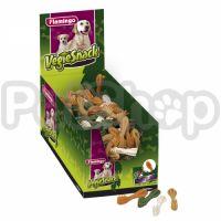 Karlie-Flamingo (Карли-Фламинго) VEGIE TOOTH MIX лакомство для собак, жевательная зубная щетка