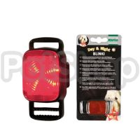 Karlie-Flamingo BLINKI 4 LAMPS блинки 4 лампочки на ошейник для собак