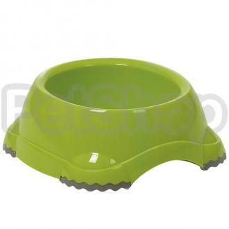 Moderna СМАРТИ миска пластиковая для собак №4, 2200 мл, d-23 см