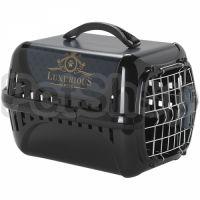 Moderna Trendy Runner Luxurious Pets МОДЕРНА ТРЕНДИ-РАННЕР – переноска для кошек c металлической дверцей и замком IATA