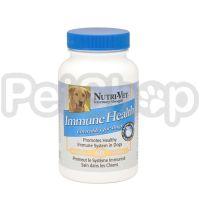 Nutri-Vet Immune Health НУТРИ-ВЕТ ЗДОРОВЫЙ ИММУНИТЕТ иммуностимулятор для собак, 60 табл.