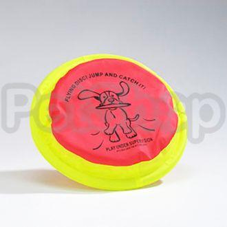 Pet Pro ФРИСБИ игрушка для собак, нейлон