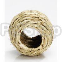 Pet Pro ШАР домик для грызунов, тросник