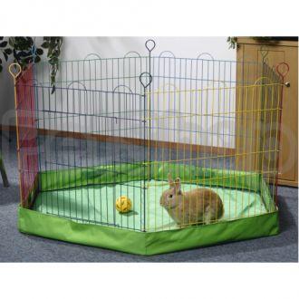 Pet Pro ДНО В ВОЛЬЕР манеж для мелких животных, нейлон