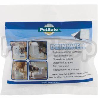 PetSafe Drinkwell FILTER сменный угольный фильтр в фонтанчик поилку, 3 ед.