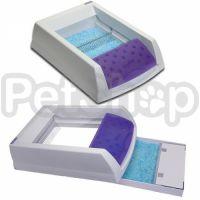 PetSafe СКУПФРИ (ScoopFree) самоочищающийся автоматический туалет для котов
