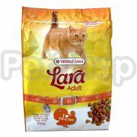 Lara КУРИЦА (Poultry) сухой корм для активных котов
