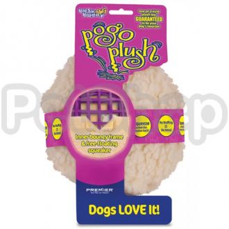 Premier ПОГО ПЛЮШ МЯЧ (Pogo Plush Ball) игрушка для собак