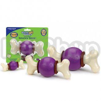 Premier БОУНСИ БОН (Bouncy Bone) суперпрочная игрушка-лакомство для собак