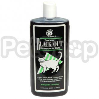 Ring5 Black Out РИНГ5 ГЛУБОКИЙ ЧЕРНЫЙ шампунь для кошек темного окраса