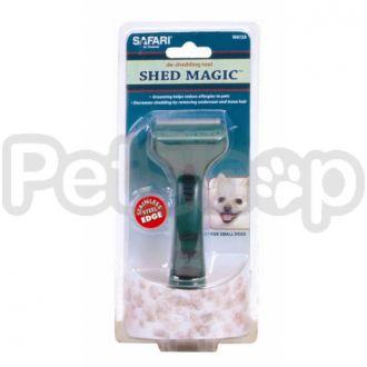 Safari Shed Magic инструмент для удаления линяющей шерсти