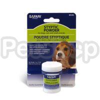 Safari Styptic Powder антисептический, кровеостанавливающий порошок