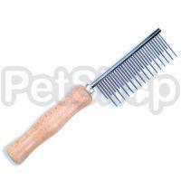 Safari Shedding Short Hair расческа для короткой и средней шерсти