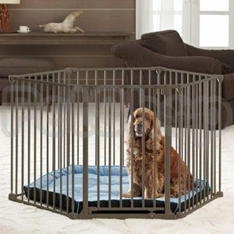 Savic ДОГ ПАРК ДЕЛЮКС (Dog Park de luxe) вольер манеж для щенков