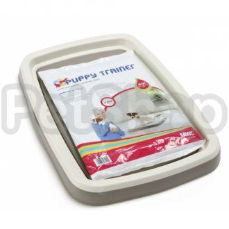 Savic ПАППИ ТРЭЙНЕР (Puppy Trainer) туалет для собак, пластик