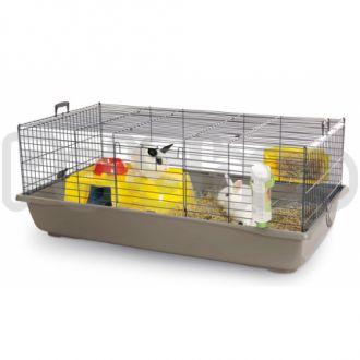 Savic НЕРО 4 ДЕЛЮКС (Nero 4 De Luxe) клетка для кроликов
