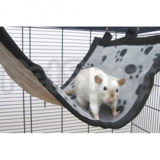 Savic РЕЛАКС ДЕЛЮКС ГАМАК (RelaxDeLuxe Flat) для хорьков и крыс