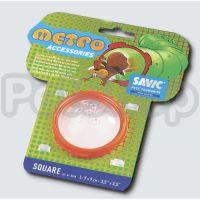 Savic ЗАГЛУШКА (Square) аксессуар к клетке СПЕЛОС МЕТРО (Spelos-Metro), пластик