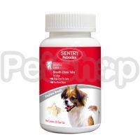 SENTRY Petrodex Breath Chew Tabs СЕНТРИ ОСВЕЖАЮЩЕЕ ДЫХАНИЕ - жвачки для собак
