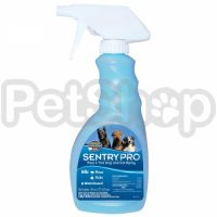 SENTRY PRO Сентри Про - cпрей от блох и клещей для собак и кошек