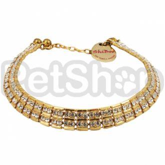 Shiboo СИССИ-ШОКЕР (Sissi-choker) золото, цепочка