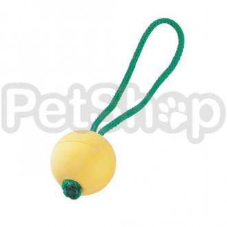 Sprenger плавающий резиновый мяч с ручкой для собак