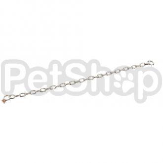 Sprenger Long Link ошейник для собак, среднее звено, 3 мм, нержавеющая сталь