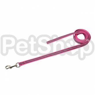 Sprenger прорезиненный поводок без ручки для собак, нейлон
