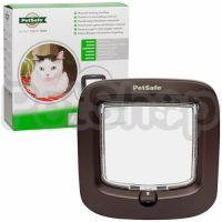 PetSafe Manual-Locking Cat Flap дверца для котов, с механическим замком