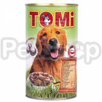 TOMi ЯГНЕНОК (lamb) консервы корм для собак, банка