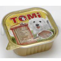 TOMi ПТИЦА (poultry) консервы корм для собак, паштет