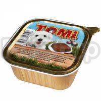 TOMi ДЛЯ ЩЕНКОВ (junior) консервы корм для собак, паштет