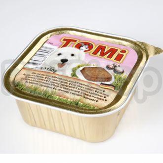 TOMi МЯСО ЯГНЕНОК (veal, lamb) консервы корм для собак, паштет