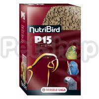 Versele-Laga NutriBird P15 ОРИГИНАЛ ЕЖЕДНЕВНЫЙ (Original maintenance) корм с орехами для попугаев