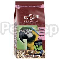 Versele-Laga Prestige Premium КРУПНЫЙ ПОПУГАЙ (Parrots) зерновая смесь корм для крупных попугаев