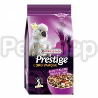 Versele-Laga Prestige Premium АВСТРАЛИЙСКИЙ ПОПУГАЙ (Australian Parrot) зерновая смесь корм для попугаев