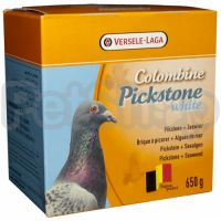 Versele-Laga Colombine ПИКСТОУН БЕЛЫЙ (Pickstone White) минеральный камень для птиц