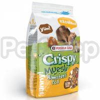 Versele-Laga Crispy Muesli ХОМЯК (Hamster) зерновая смесь корм для хомяков, крыс, мышей, песчанок
