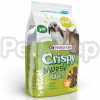 Versele-Laga Crispy Muesli КРОЛИК (Cuni) зерновая смесь корм для карликовых кроликов
