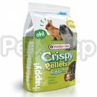 Versele-Laga Crispy Pellets КРОЛИК (Rabbits) гранулированна зерновая смесь  корм для кроликов