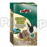 Versele-Laga Prestige КУБЕТТО (Cubetto straw) прессованная солома наполнитель для туалетов грызунов