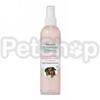 Veterinary Formula ГЛОСС И ГЛАЙД (Gloss&Glide Conditioner) кондиционер для собак и кошек