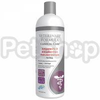 Veterinary Formula АНТИПАРАЗИТАРНЫЙ И АНТИСЕБОРЕЙНЫЙ (Antiparasitic&Antiseborrheic Shampoo) шампунь для собак и кошек