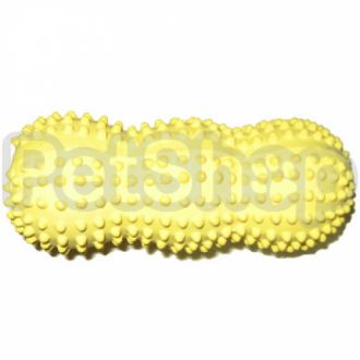 Vo-Toys КОСТЬ И КРУЧЕНАЯ ПАЛКА с пупырышками игрушка для собак